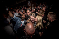 Mates -  Fans at UK SUBS GIG The Junction 2016